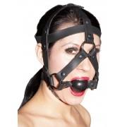 HEAD HARNESS & GAG (CALUS GURA)