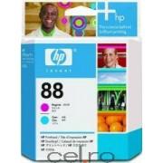Cap de printare HP 88 Magenta and Cyan Officejet Pro K5400 K550