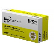 EPSON PJIC5 DISCPRODUCER INK CARTRIDGE, YELLOW