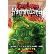 Monster Blood for Breakfast!, Paperback