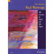Schott Vocal Warm-Ups Chornoten