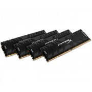 KINGSTON DIMM DDR4 64GB (4x16GB kit) 3000MHz HX430C15PB3K464 HyperX XMP Predator