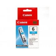 Canon Cartucho de tinta Original CANON Bci-6C Cián para BJ-S820, i990, 99XX, PIXMA IP3000, IP4000, iP5000, iP6000, iP8500, MP750, MP760, MP780