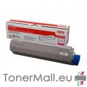 Тонер касета OKI 44059106 (Magenta)