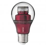 E27 8.6 W 827 LED bulb lookatme red