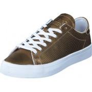 adidas Originals Courtvantage W Copper Met./Copper Met./Ftwr W, Skor, Sneakers & Sportskor, Låga sneakers, Blå, Brons, Brun, Dam, 36
