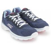 Skechers GO WALK 3-FITKNIT Walking(Blue)