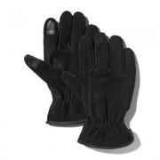 Timberland Gants Utilitaires En Cuir Pour Homme En Noir Noir, Taille L