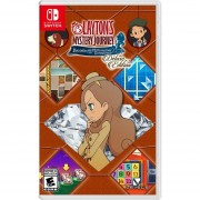 LAYTON'S MYSTERY JOURNEY- Deluxe Edition - Nintendo Switch