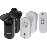 Set prize wireless pentru interior și exterior 1000 W, 4 buc., Brennenstuhl