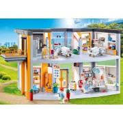 Playmobil Stort sjukhus med möbler - Playmobil City Life 70190