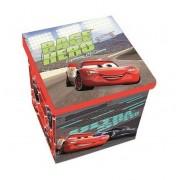 Disney Verdák játéktároló doboz tetővel race