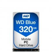 """Western Digital WD Blue WD3200LPCX - Disco rígido - 320 GB - interna - 2.5"""" - SATA 6Gb/s - 5400 rpm - buffer: 16 MB"""
