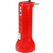 SPERO Professional High Range quality Torch (Red Rechargeable)