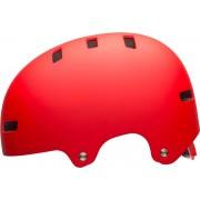 Bell Local Casco de BMX Rojo M