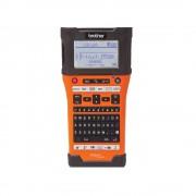 Aparat de Etichetat Brother P-Touch PT-E550WVP, Rezolutie 180x360 DPI, Transfer Termic, Interfata USB si Wi-Fi, Cutter Automat