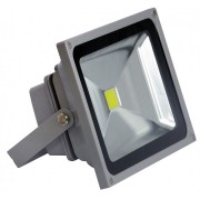 Mitea Lighting Reflektor LED COB 6500K sivi (M4050 50W)
