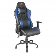 TRUST GXT 707B Resto Gaming Chair - blue [22526] (на изплащане)
