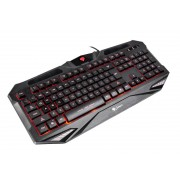 KBD, Genesis RX39, Gaming, Backlight, US Layout