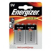 Energizer 9V batteri MAX