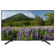 "Televizor LED Sony BRAVIA KD55XF7005, 139 cm (55""), Ultra HD 4K, Smart TV, X-Reality™ PRO 4K, Linux, Clasa energetica A, Negru"