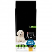 Pack ahorro: Pro Plan pienso para perros 2 x 12/14 kg - Large Athletic Puppy OptiStart pollo (2 x 12 kg)
