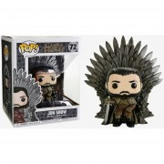 Funko Pop Jon Snow Iron Throne de Game of Thrones