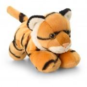 Tigru de plus Keel Toys, 15 cm, 3 ani+