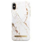 IDEAL OF SWEDEN Etui Fashion Case Carrara do iPhone X Biało-złoty