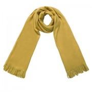 Mosterd gele sjaal