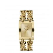 Guess Horloges Watch Mod Heavy Metal W1117L2 Goudkleurig