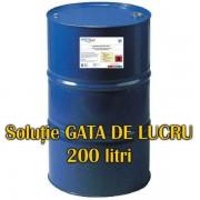 Decofrant de beton 200 litri, DECOF-BT-G - solutie gata de lucru