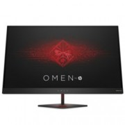 "Монитор HP Omen Z4D33AA, 27"" (68.58 cm), TN панел, QHD, 1 ms, 100M :1, 350 cd/m2, HDMI, DVI"