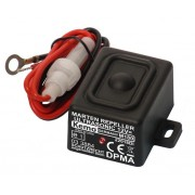KEMO M180, wasserdichter Ultraschall Marder-und Nagetiere Abschrecker