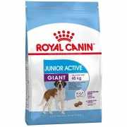 Royal Canin Giant Junior Active Contenance : 15 kg