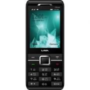 Lava KKT 34 Power 2.4 (6.1 cm) display 1.3 MP camera Digital Zoom 2000 mAh battery Black