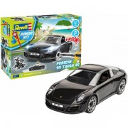 Revell junior kit porsche 911 carrera s targa
