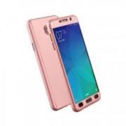 Husa FullBody MyStyle Rose-Gold pentru Samsung Galaxy J5 2017 acoperire completa 360 grade cu folie de protectie gratis