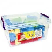 Детски конструктор в кутия - 22 елемента, Dolu, 8690089050847