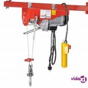 vidaXL Električna Dizalica 1300 W 400/800 kg