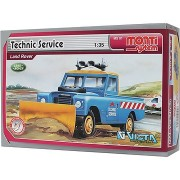 Monti System 01 - Technic Service Land Rover 1:35