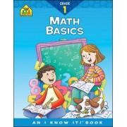 Curriculum Workbooks 32 Pages-Math Basics Grade 1