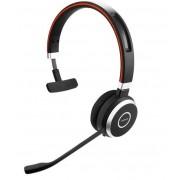 JABRA 6593-823-499 Evolve 65 UC Mono Auricolare con Microfono sull'Orecchio Wireless Bluetooth