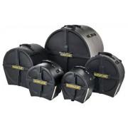 Hardcase Drum Case Set HRockFus2
