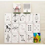 Taj Mahal Playing Cards