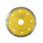 Disc diamantat pentru gresie si faianta 125×1.2×22.2mm, Technik Turbo DDC_125x10TURBO