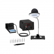 Estación de soldadura Digital - 65 Watt -LED