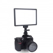 Viltrox L116T LED Video Licht ultradunne LCD Bi-Kleur & dimbare DSLR Studio LED Light Lamp Panel voor Camera DV Camcorder