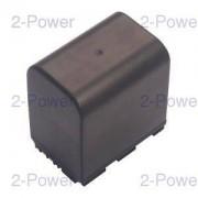 2-Power Videokamera Batteri Canon 7.4v 4860mAh (BP-535)