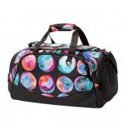 taška cestovní MEATFLY - ROCKY 2 DUFFLE - B - Blossom Black - MEAT173